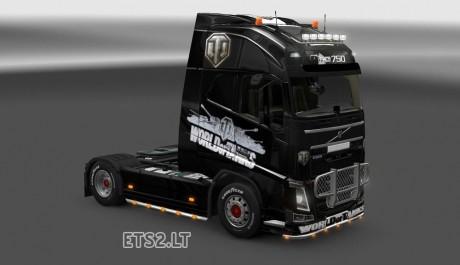 Volvo-FH-2012-World-of-Tanks-Skin-1