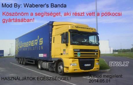 Waberer's-Schmitz-Trailer