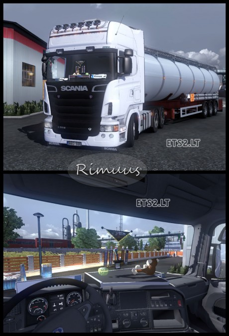 Scania-R-500-V8