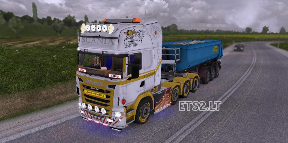 Euro Truck Simulator 2 Mods ETS 2 Mods - Modhubus