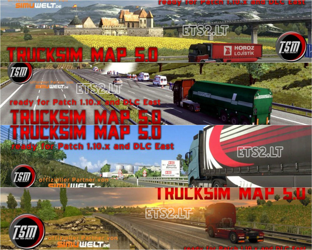TRUCKSIM MAP V5.0 Trucksim-Map-v-5.0-1