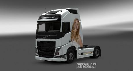 Volvo-FH-2012-Jennifer-Lawrence-Skin-1