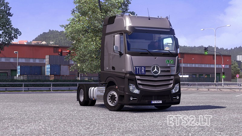 Mercedes benz actros mpiv ets 2 mods for 2014 mercedes benz truck