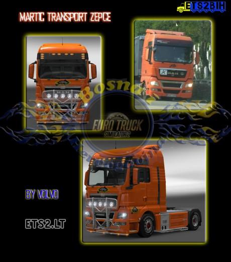 MAN-Martic-Transport-Truck-Skin