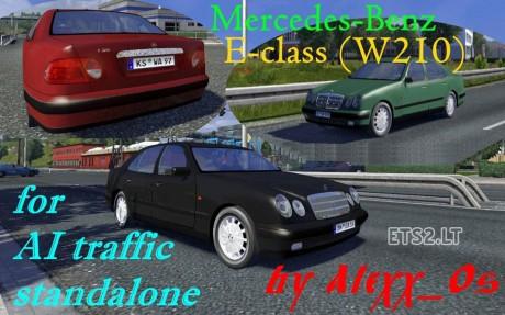 Mercedes-Benz-E-Class-W-210