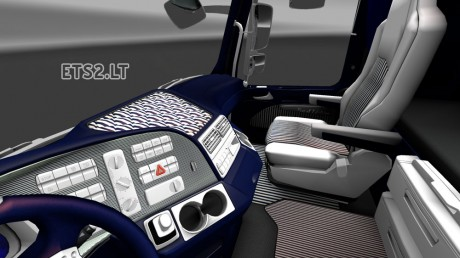 Mercedes-Blue-&-White-Interior-1