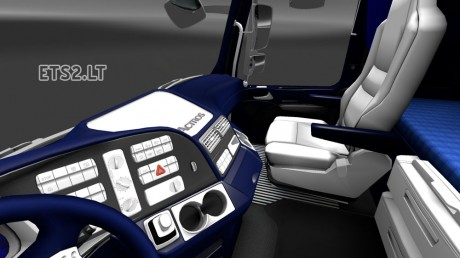 Mercedes-Blue-&-White-Interior-2