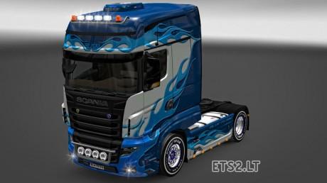 Scania-R-700-Blue-Flame-Skin-1