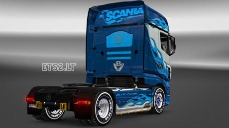 Scania-R-700-Blue-Flame-Skin-2