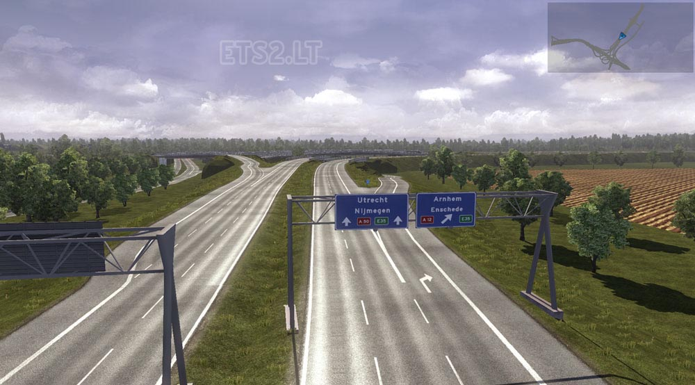 The Dutch Map Download | GameMods15 - Euro Truck Simulator 2 Mods ...: http://www.gamemods15.com/tag/the-dutch-map-download/