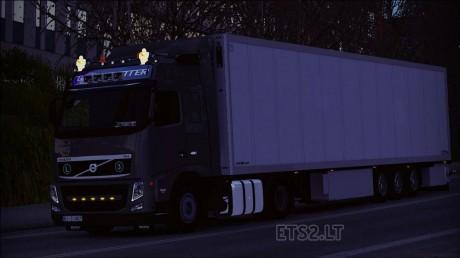 Volvo-FH-13 +Interior+Tuning-1