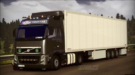 Volvo-FH-13 +Interior+Tuning-2