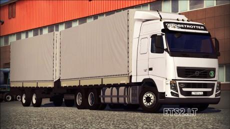 Volvo-FH-13 +Trailer-1