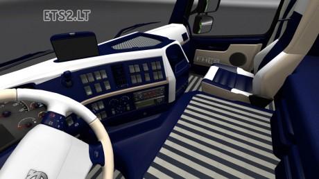 Volvo-FH-2009-Blue-&-White-Interior-1