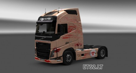 Volvo-FH-2012-Bloody-Skin-1