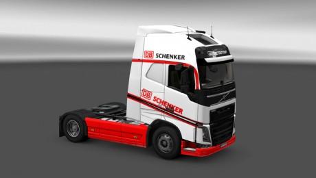 Volvo-FH-2012-DB-Schenker-Skin-1