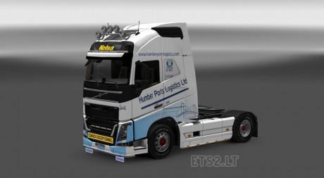 Volvo-FH-2012-Humber-Ports-Logistics-Skin-2