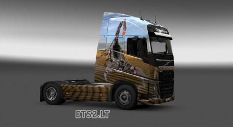 Volvo-FH-2012-Scorpion-Skin-1
