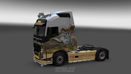 Volvo-FH-2012-Tiger-Skin-1