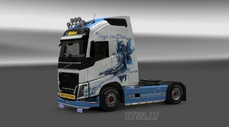 Volvo-FH-2012 Vaya-Con-Dios-Skin-2