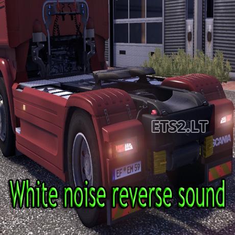 White-Noise-Reverse-Sound