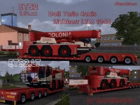 crane-trailer