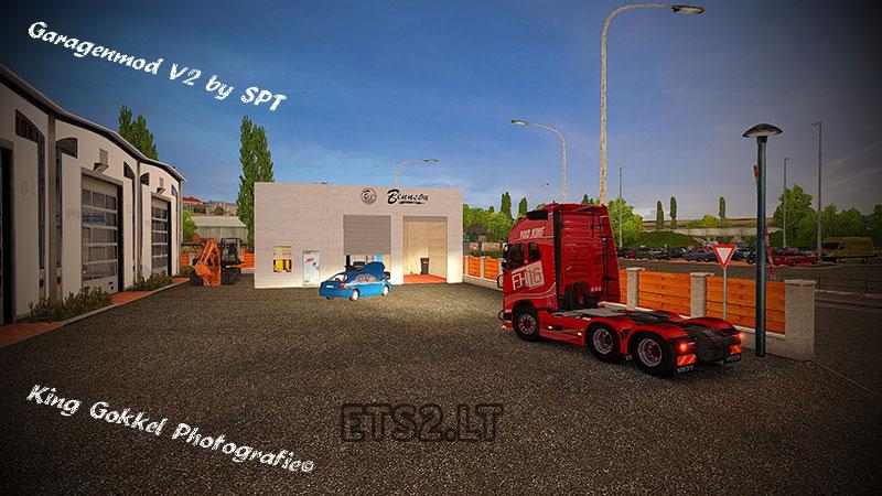 Mods Euro Truck Simulator 2 indispensables