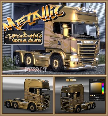 mettalic-skin
