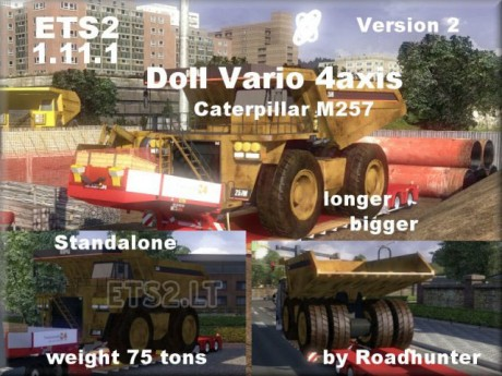 Doll-Vario-4-axis-Trailer-with-Caterpillar-257M-v-2.0