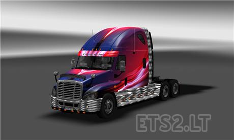 Freightliner-Cascadia-Skins+Engine-1