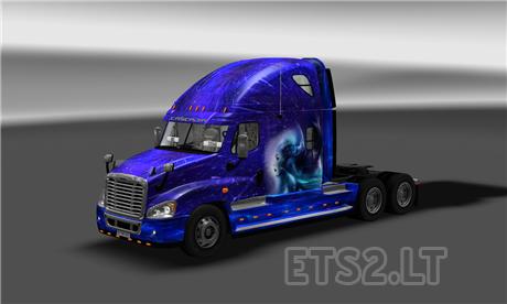Freightliner-Cascadia-Skins+Engine-2