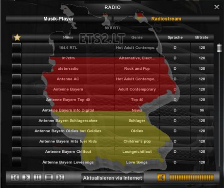 Germany-Radio-Streams