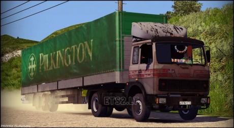 MAZ-Truck