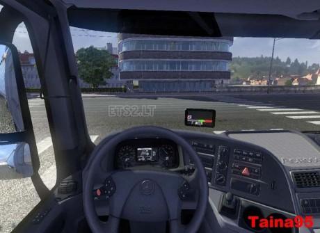 Mercedes-Actros-GPS-Mod