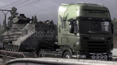 Scania-Military-Skin