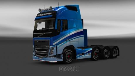 Volvo-FH-2012-Blue-Skin-1