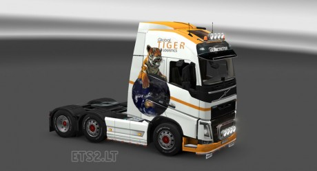 Volvo-FH-2012-Global-Tiger-Skin-1