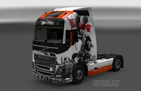 Volvo-FH-2012-Husaria-Skin-1