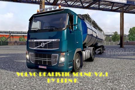 Volvo-FH-Realistic-Sound-v-2.1