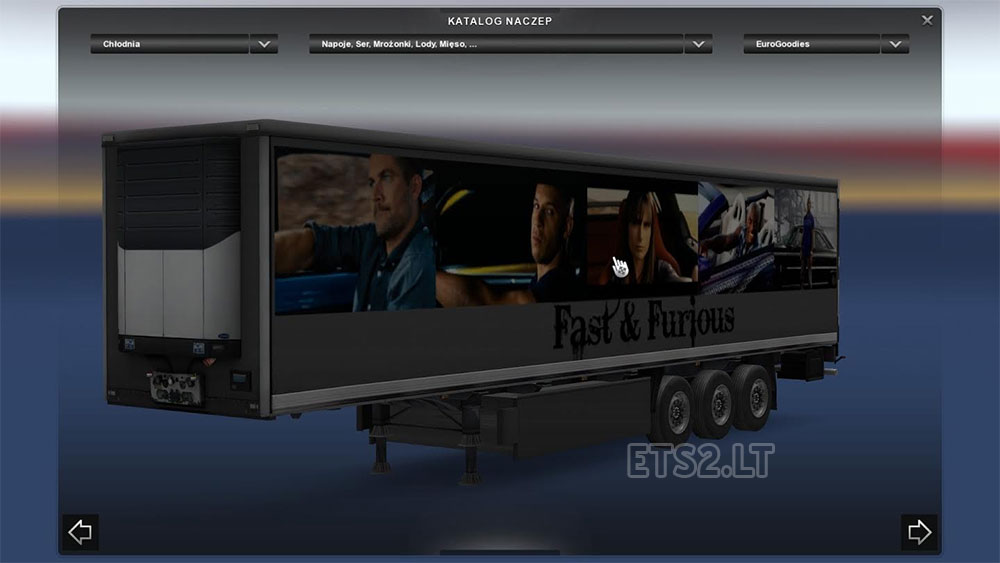 Fast 2 This Is The Trailer Skin And Furious
