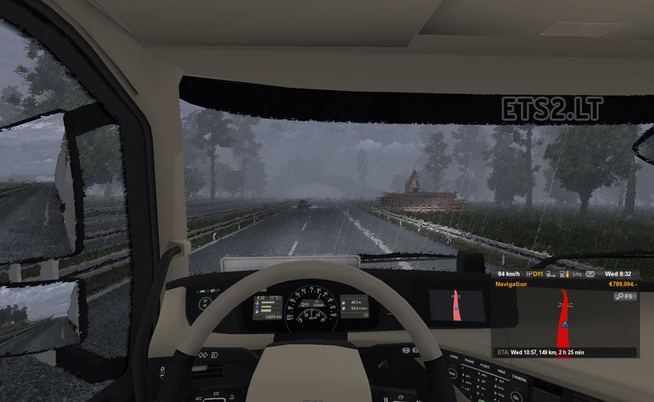 realistic weather sound | ETS 2 mods - Part 3