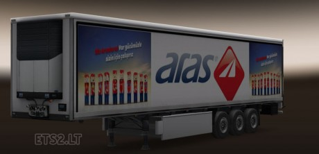 Aras-Trailer