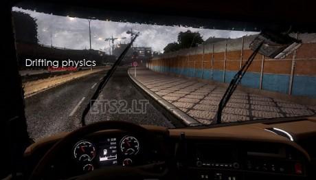 Drifting-Physics