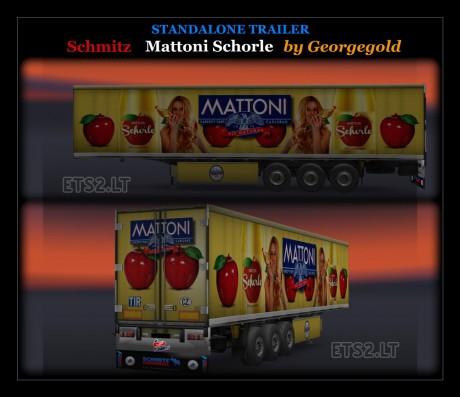 Mattoni-Schorle-Trailer