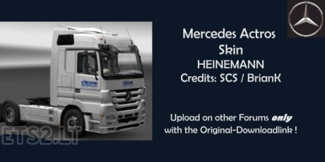 Mercedes-Actros-Heinemann-Logistik-Skin