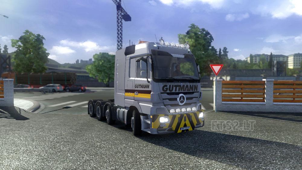 Mod multiplayer euro truck simulator 2 pirata