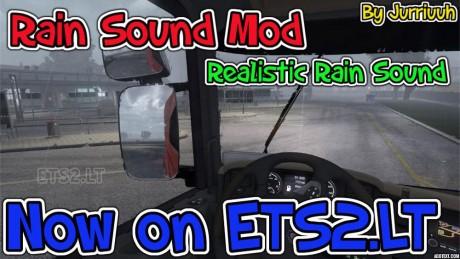 Realistic-Rain-Sound
