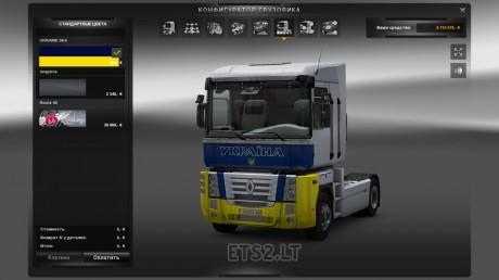 Renault-Magnum-Ukraine-Skin