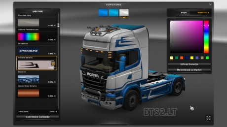 Scania-Streamline-Metallic-Skin-1
