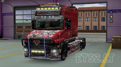 Scania-T-Drifting-Skin-1